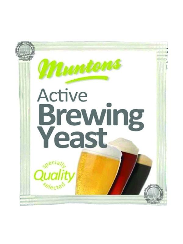 Дрожжи «Muntons Active Brewing Yeast»
