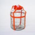 Стеклянная емкость  с гидрозатвором, 26 л