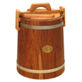 Кадка дубовая для засолки, 3 л