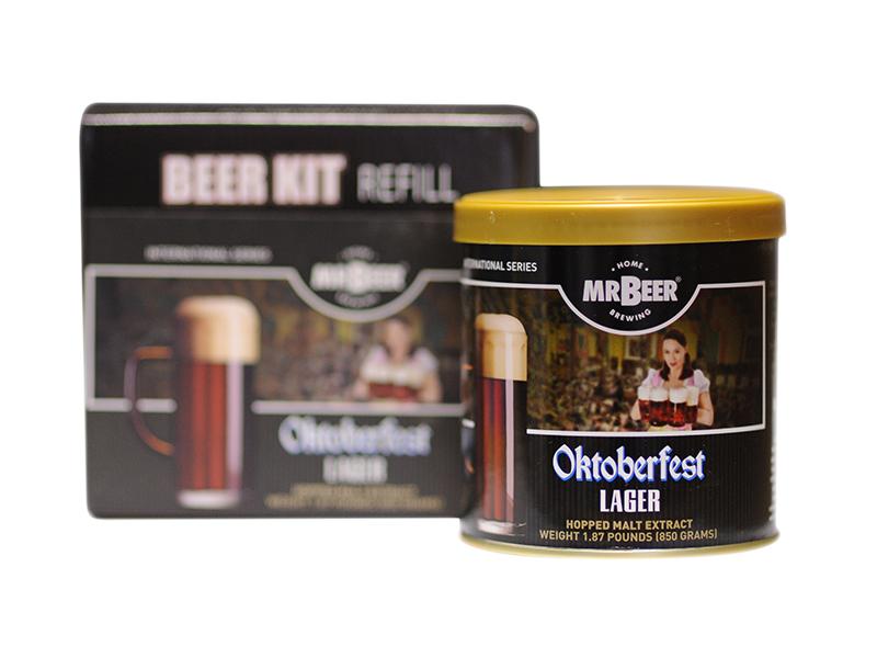 Солодовый экстракт «Mr. Beer Oktoberfest Lager»