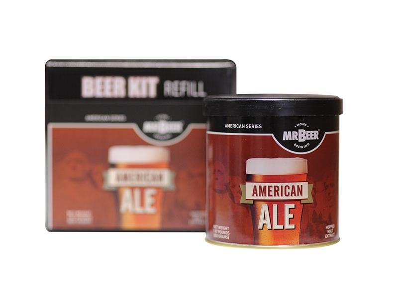 Солодовый экстракт «Mr. Beer American Ale»