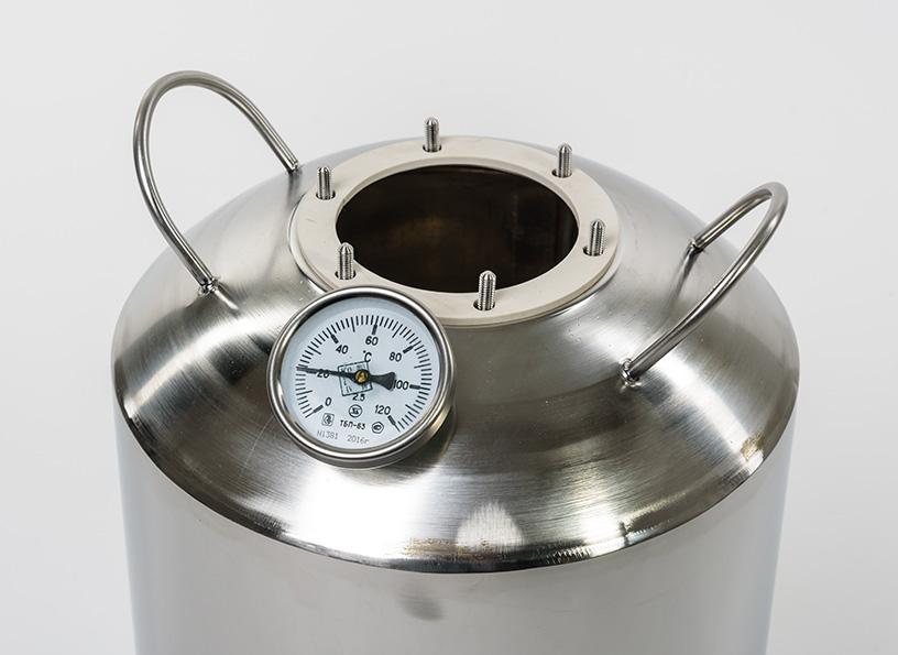 Заливная горловина самогонного аппарата Германия, 20 литров