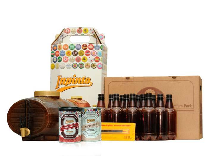 Мини-пивоварня «Inpinto Premium»