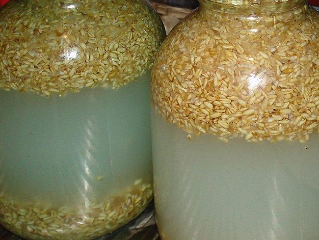 Рецепт приготовления классической зерновой браги