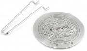 Адаптер (диск) для индукционной плиты, 22 см