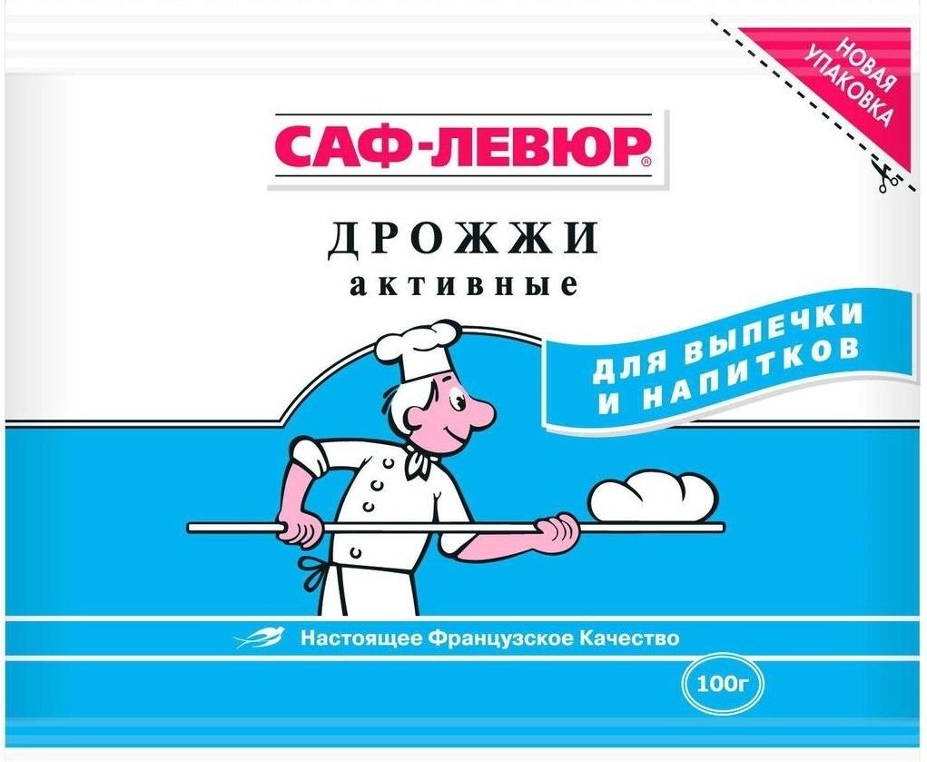 Дрожжи Саф-Левюр, 50 г
