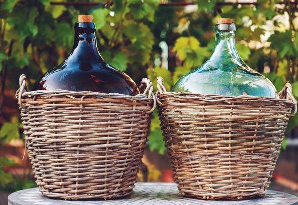 Варианты тары для хранения и выдержки самогона