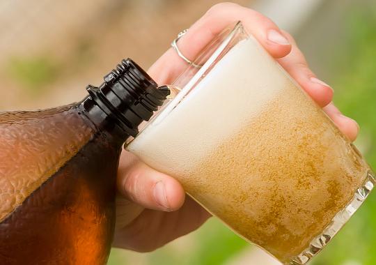 Бутылка ПЕТ для пива, 3 л