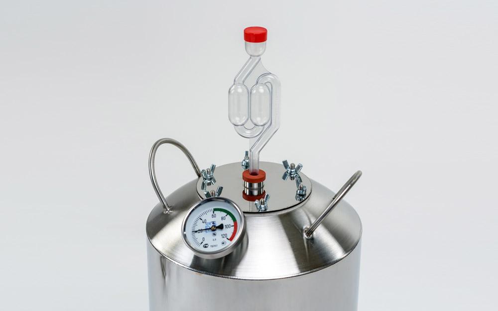 Гидрозатвор + аппарат Германия