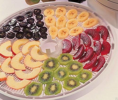 Поддон для Езидри с фруктами