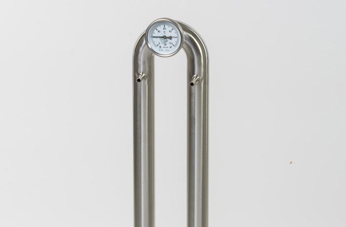 Термометр на колонне самогонного аппарата Wein, 30 литровый