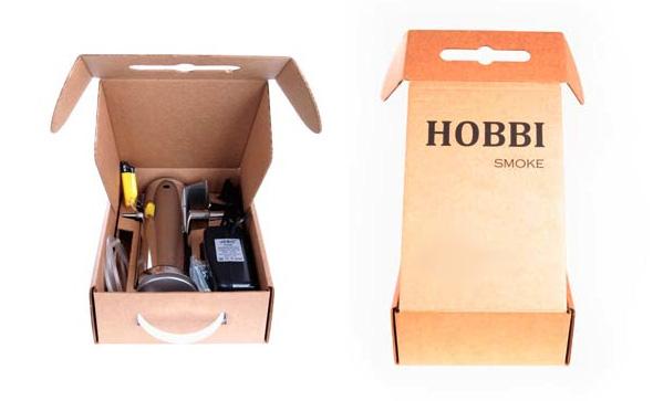 Комплектация Hobbi Smoke
