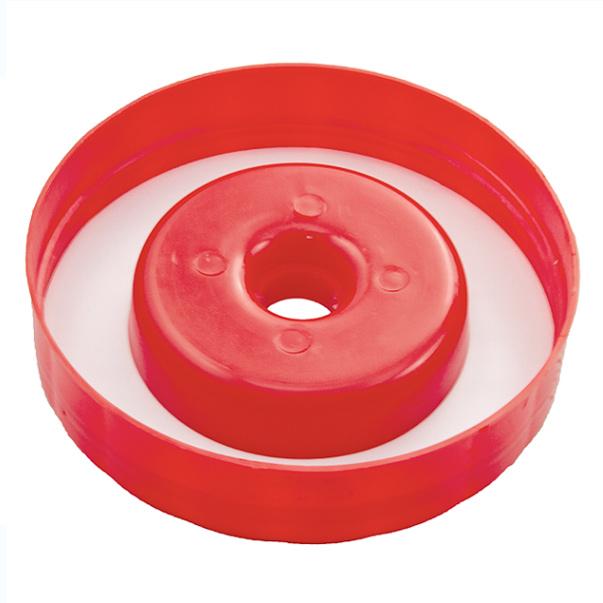 стеклянная емкость для брожения с гидрозатвором 20 литров с герметичной крышкой